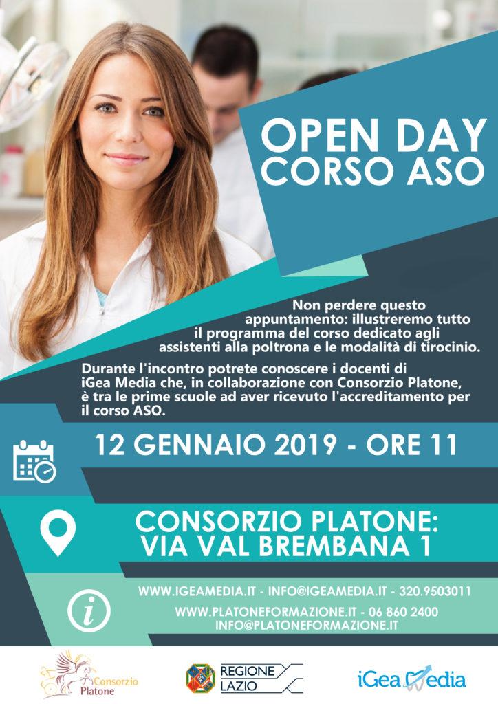 Open Day Corso Assistente studio odontoiatrico